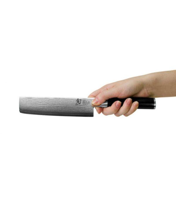 Shun Nakiri Knife 16.5cm Knife Brands 4