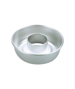 Savarin Mould - 200x65mm - Aluminium