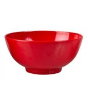 Noodle Bowl - Red Melamine 110mm by Ryner