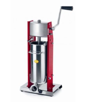 Sausage Filler Upright 5L Stainless Steel by Tre Spade