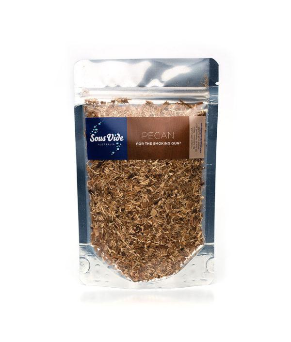 Wood chips - Pecan for The Smoking Gun wood smoker 50g