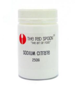 Sodium Citrate 250g Canister by Red Spoon Company