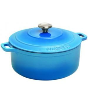French Oven 26cm/5.2lt- Riviera Blue by Chasseur