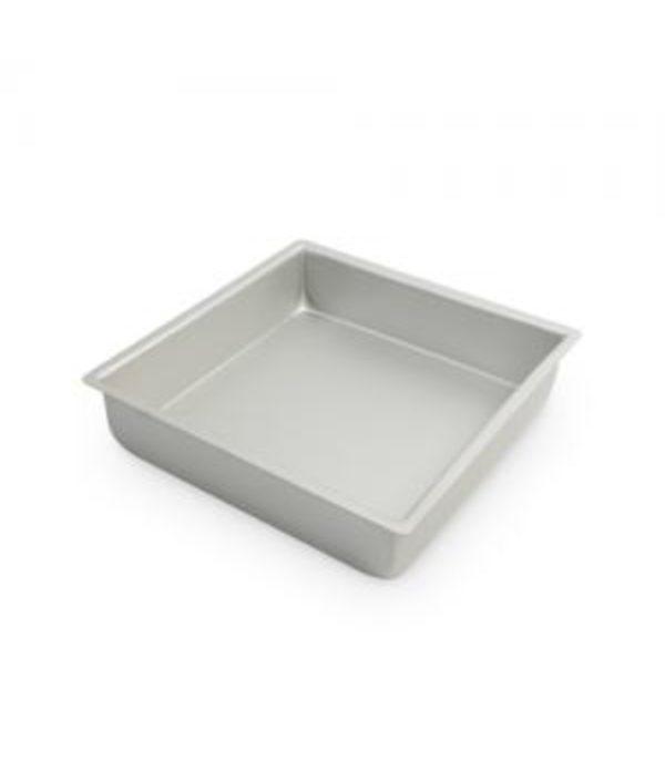 Square Cake Tin by Mondo Pro 22.5x7.5cm
