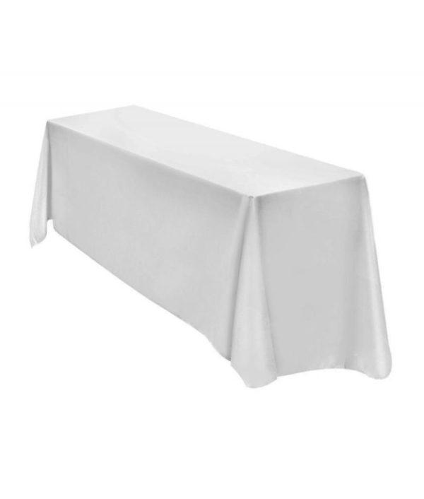 Tablecloth - White 137x305cm