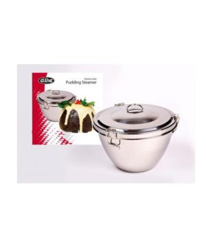Pudding Steamer – 2.8lt Stainless Steel
