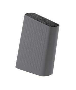Knifeblock - Grey - Brush Insert by Scanpan