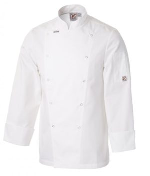 5 For The Price Of 4: Metal Chef Jacket by Club Chef