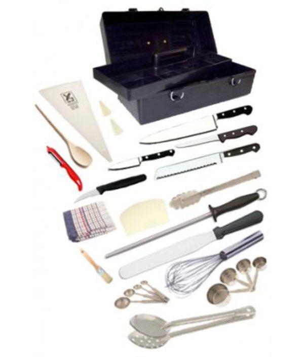 Rottgen by Club Chef Knife Kit