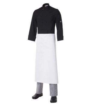 Long Apron Heavyweight Cotton