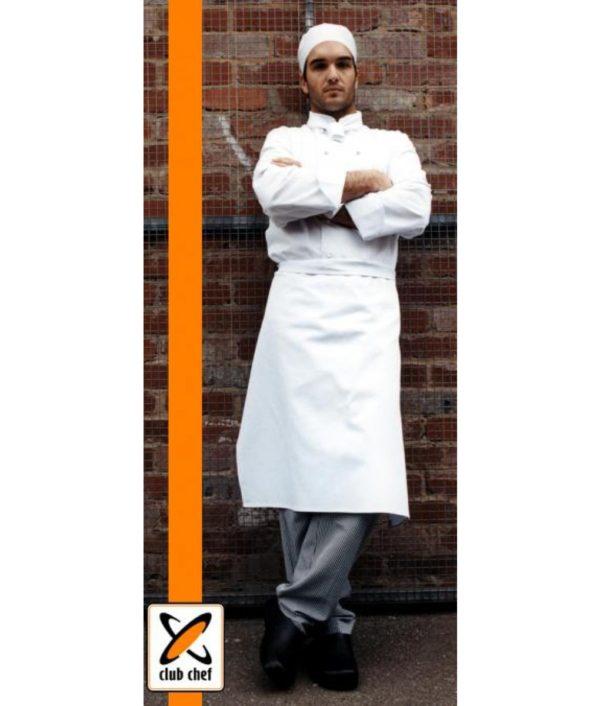 .Club Chef Student Uniform Kit for AITE kit includes 2 of each uniform item