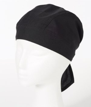 Bandana Black by Club Chef
