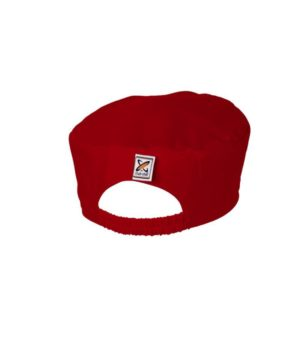 Traditional Flat Top Hat (Skull Cap / Pill Box) in Various Colours - 100 units by Club Chef