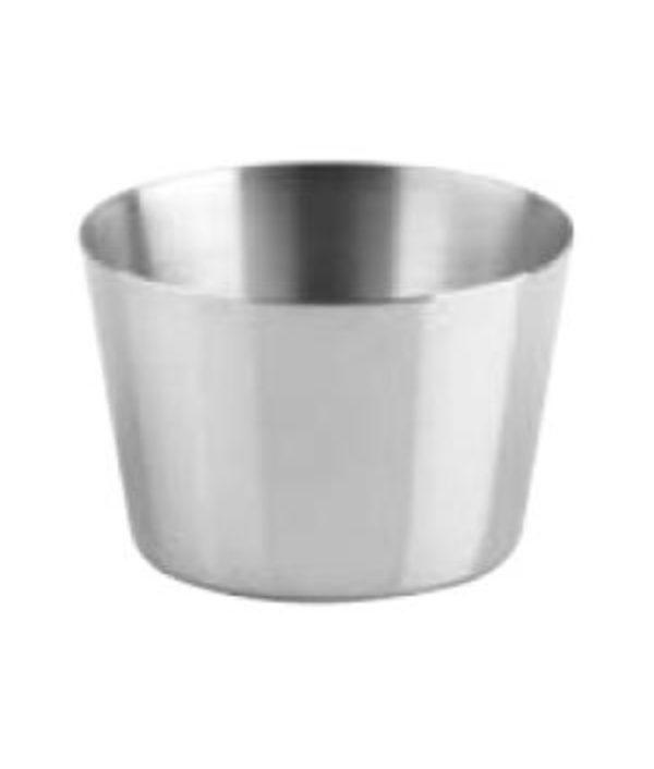 Pudding Mould Aluminium 63x35mm 100ml