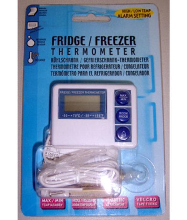 Fridge/Freezer Waterproof Digital Thermometer