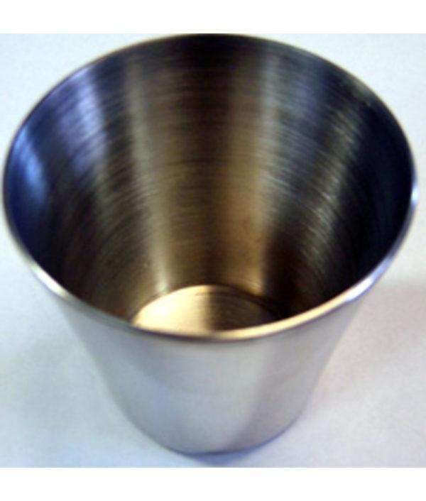 Dariole Mould Aluminium 75x70mm / 190ml