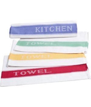 Kitchen Towel- 60x90cm- Assorted- Oslo