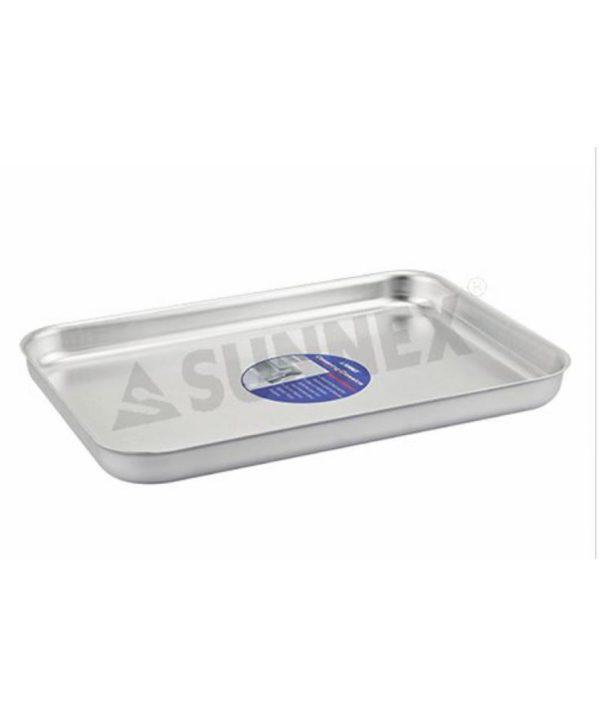 Baking Pan 368x268x38mm Aluminium
