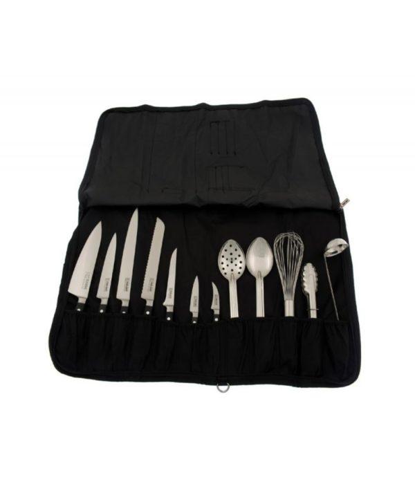 Club Chef Knife Carry Wrap 12 Piece Cases & Storage 2