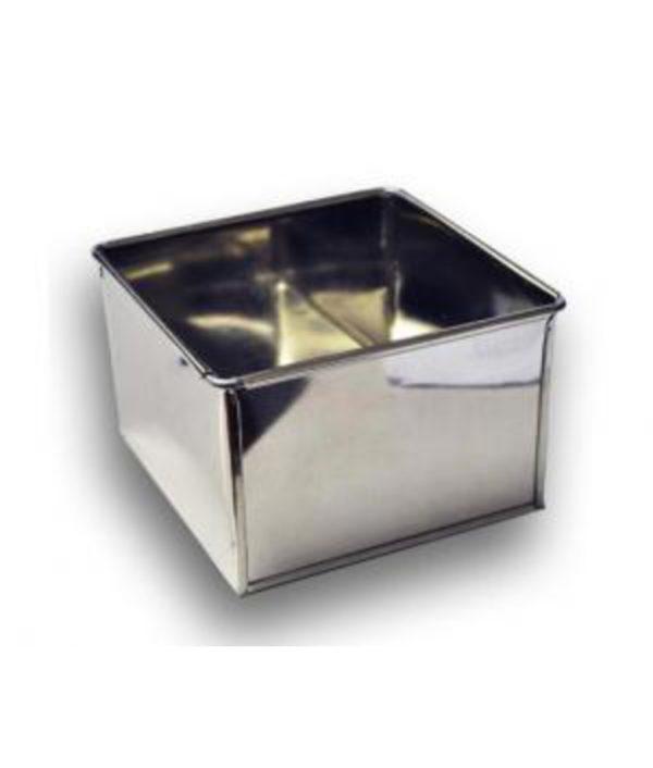 Cake Tin - Square 15x8cm