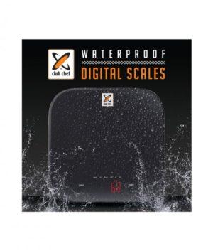 Waterproof Digital Scales by Club Chef