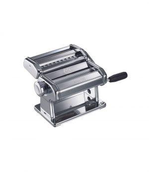 Atlas Pasta Machine Model 150 with Spaghetti and Fettuccine attachment. Pizza and Pasta Tools