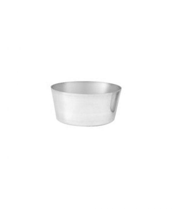 Dariole Mould Aluminium 70x42mm / 120ml Bakeware