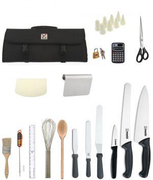 Hunter Institute TAFE Patisserie Kit + Free Plating Spoon Hunter Institute - Patisserie