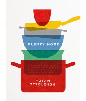 Plenty More by Yotam Ottolenghi Celebrity Chefs
