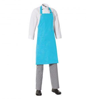 MasterChef Bib Apron with Side Pocket by Club Chef Side Pocket