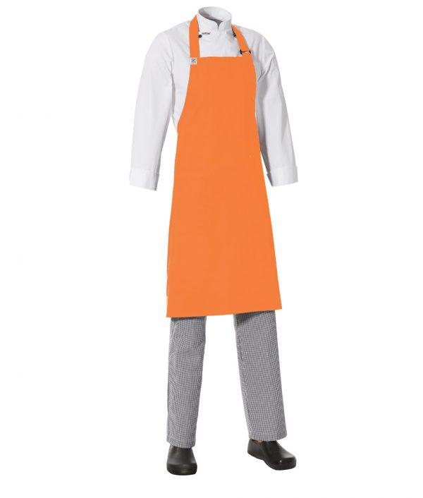 MasterChef Bib Apron with Side Pocket by Club Chef Side Pocket 6