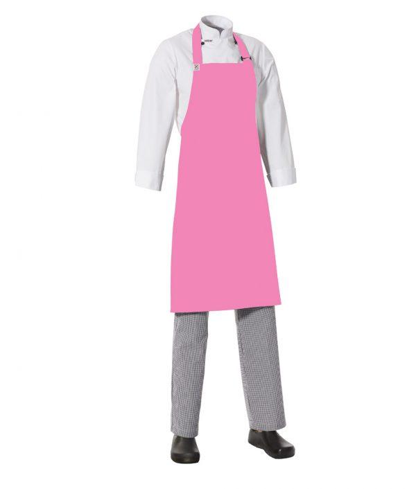 MasterChef Bib Apron with Side Pocket by Club Chef Side Pocket 7