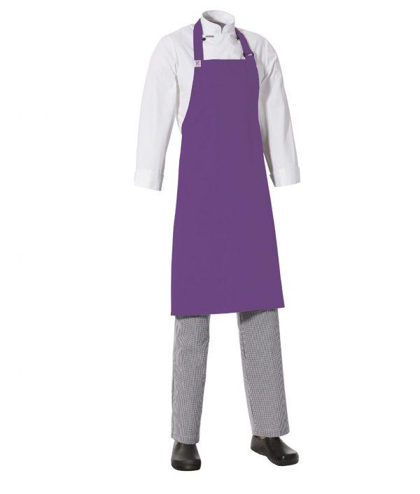 MasterChef Bib Apron with Side Pocket by Club Chef Side Pocket 2