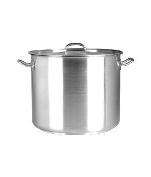 Stockpot – 10.75lt – 240x240mm – Elite – S/S Cookware
