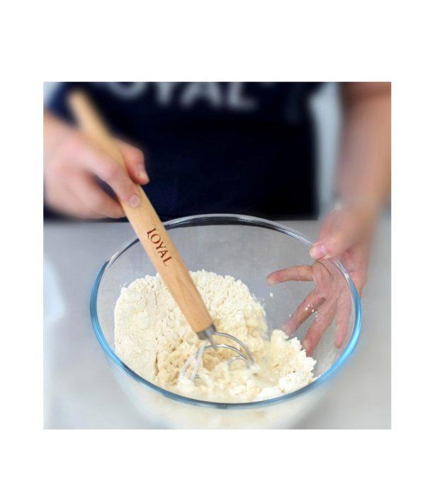 Danish Dough Whisk 33cm Tools & Utensils 3