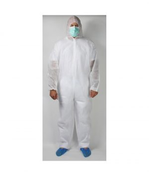 Disposable Coverall – PP – Solida – 40gsm Coveralls