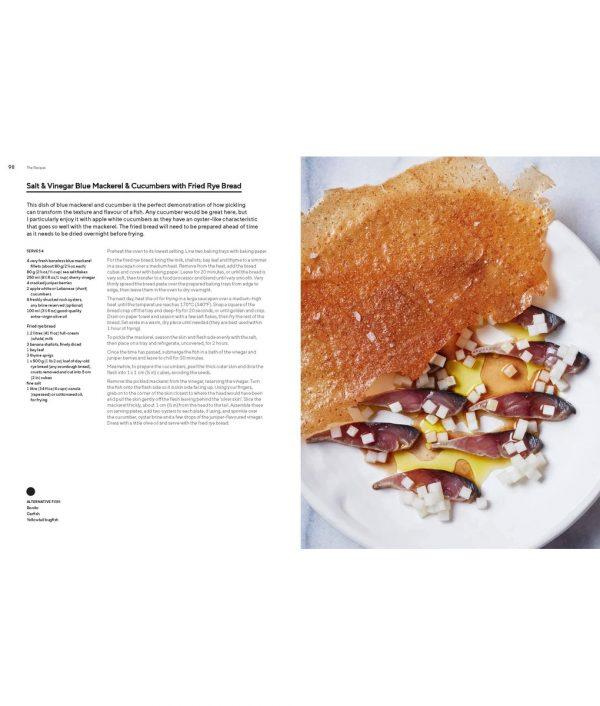 The Whole Fish Cookbook by Josh Niland Culinary Books 8